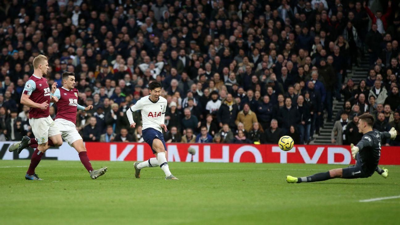 Tottenham's Son scores wonder goal and Korean TV commentators loved it
