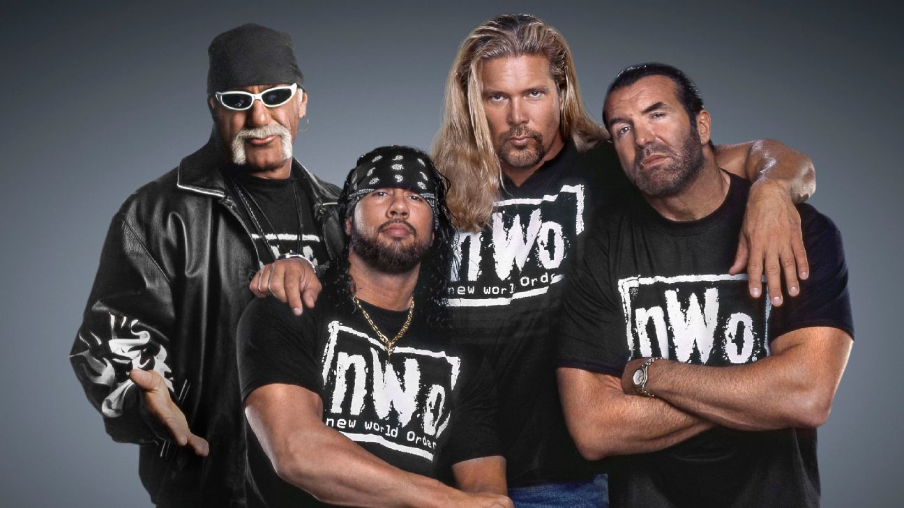 WWE to honor nWo with Hall of Fame induction