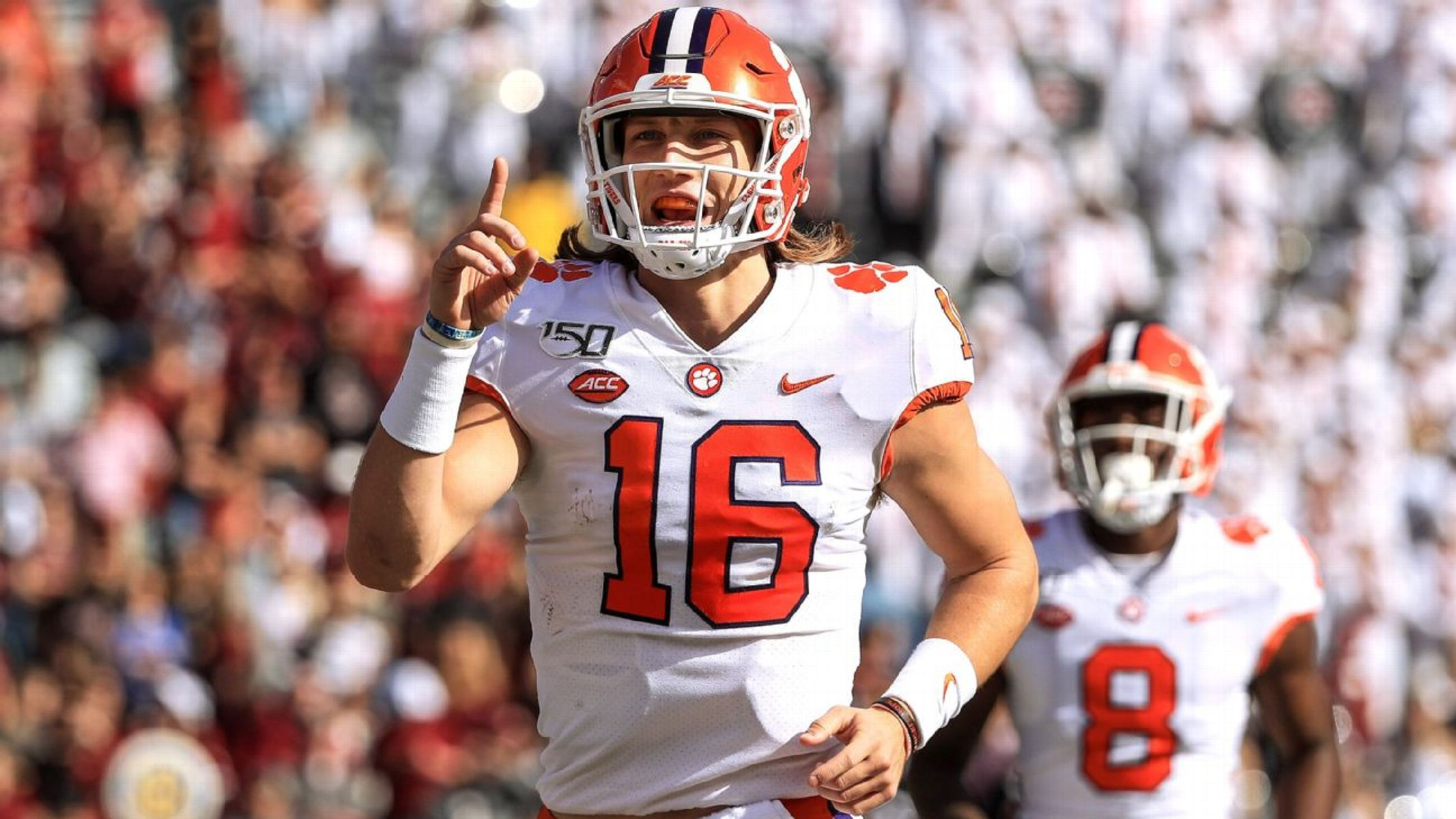 Trevor Lawrence leads the 2020 Way-Too-Early All-America team