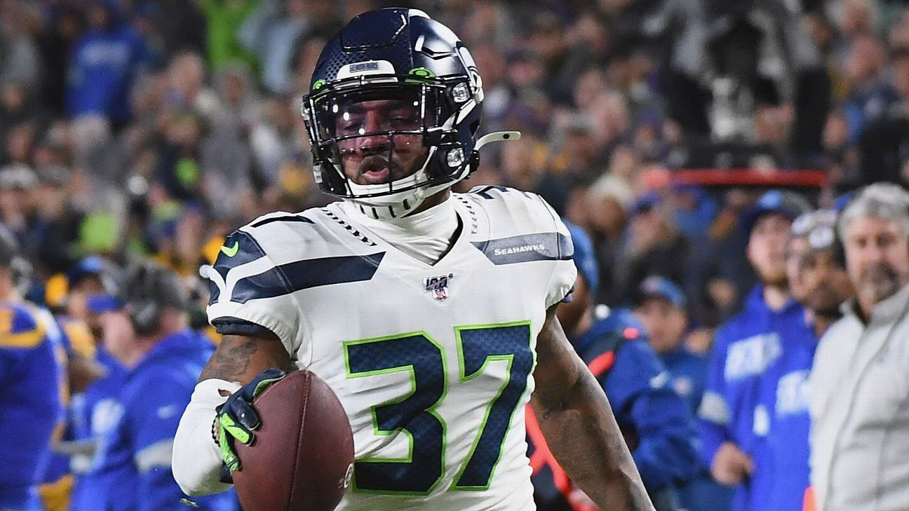 Seahawks safety Quandre Diggs not practicing while seeking new deal -- 'Can't deny me what I deserve'