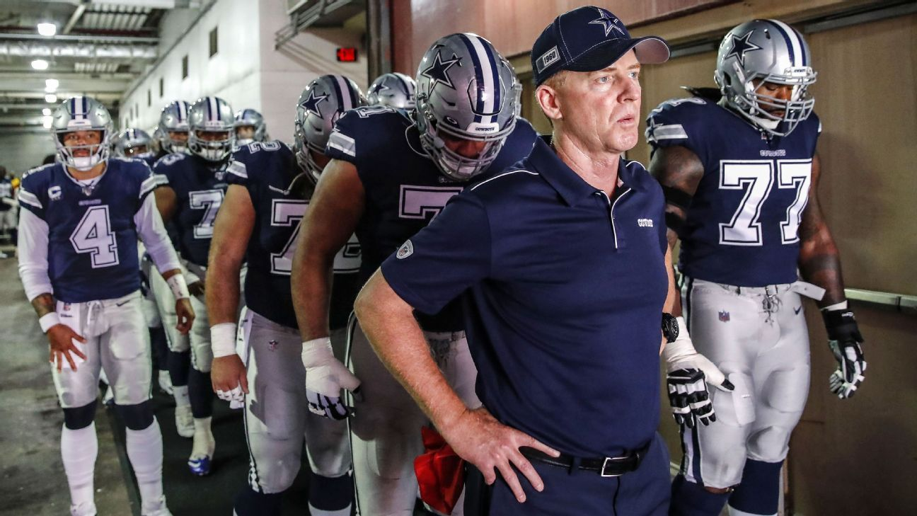 As Jason Garrett heads to the Giants, let's close out his Cowboys era