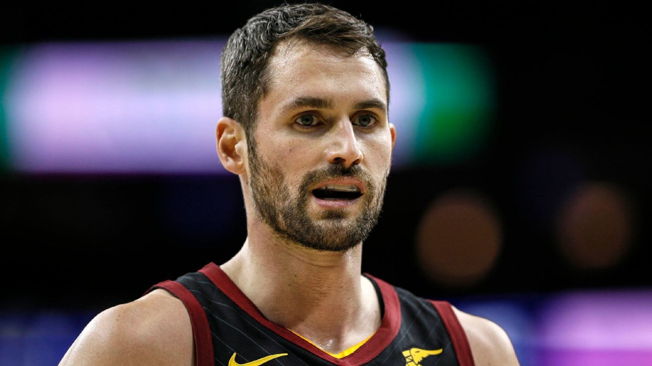 Kevin Love nears return, participates in Cleveland Cavaliers' practice - ESPN