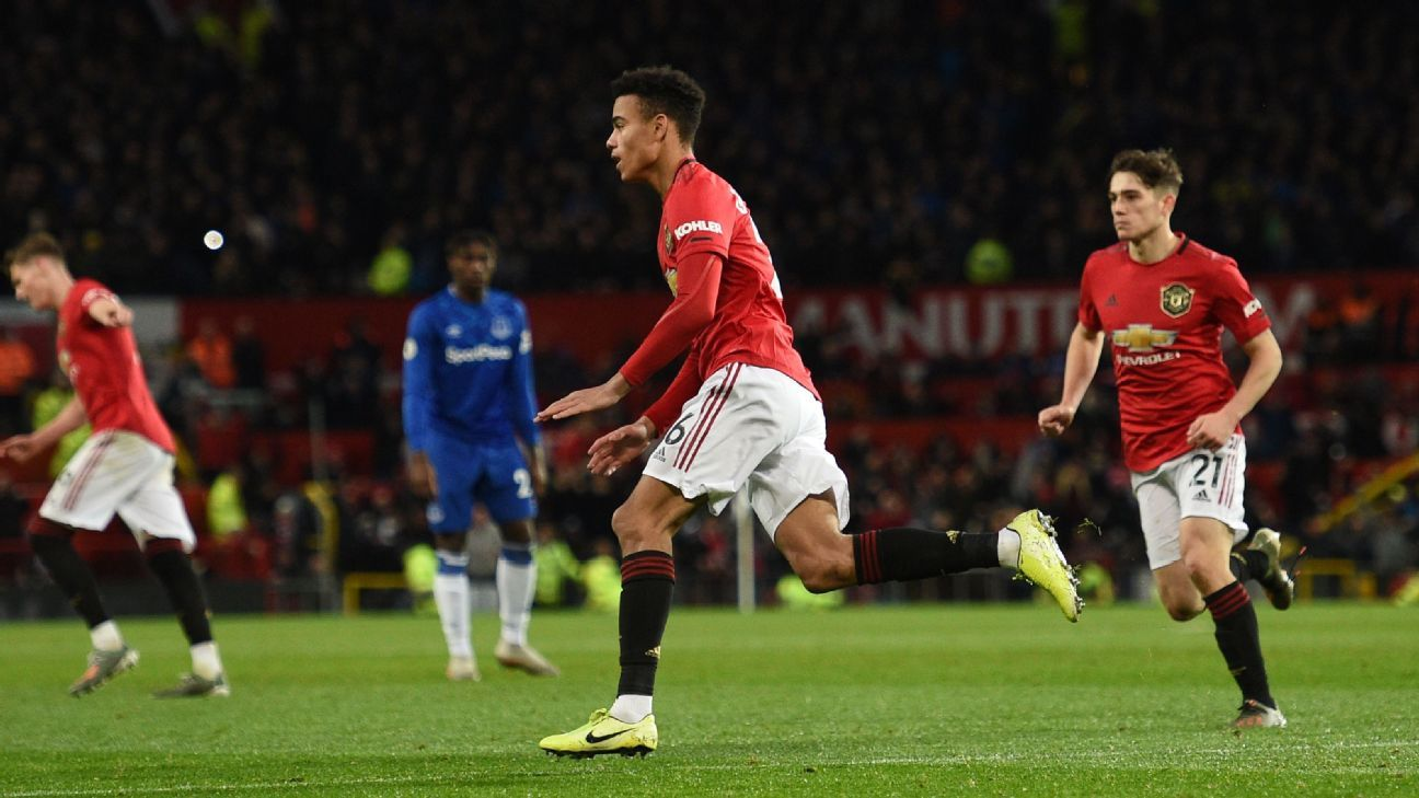 Greenwood 7/10, De Gea 4/10 but Man United's unbeaten run going