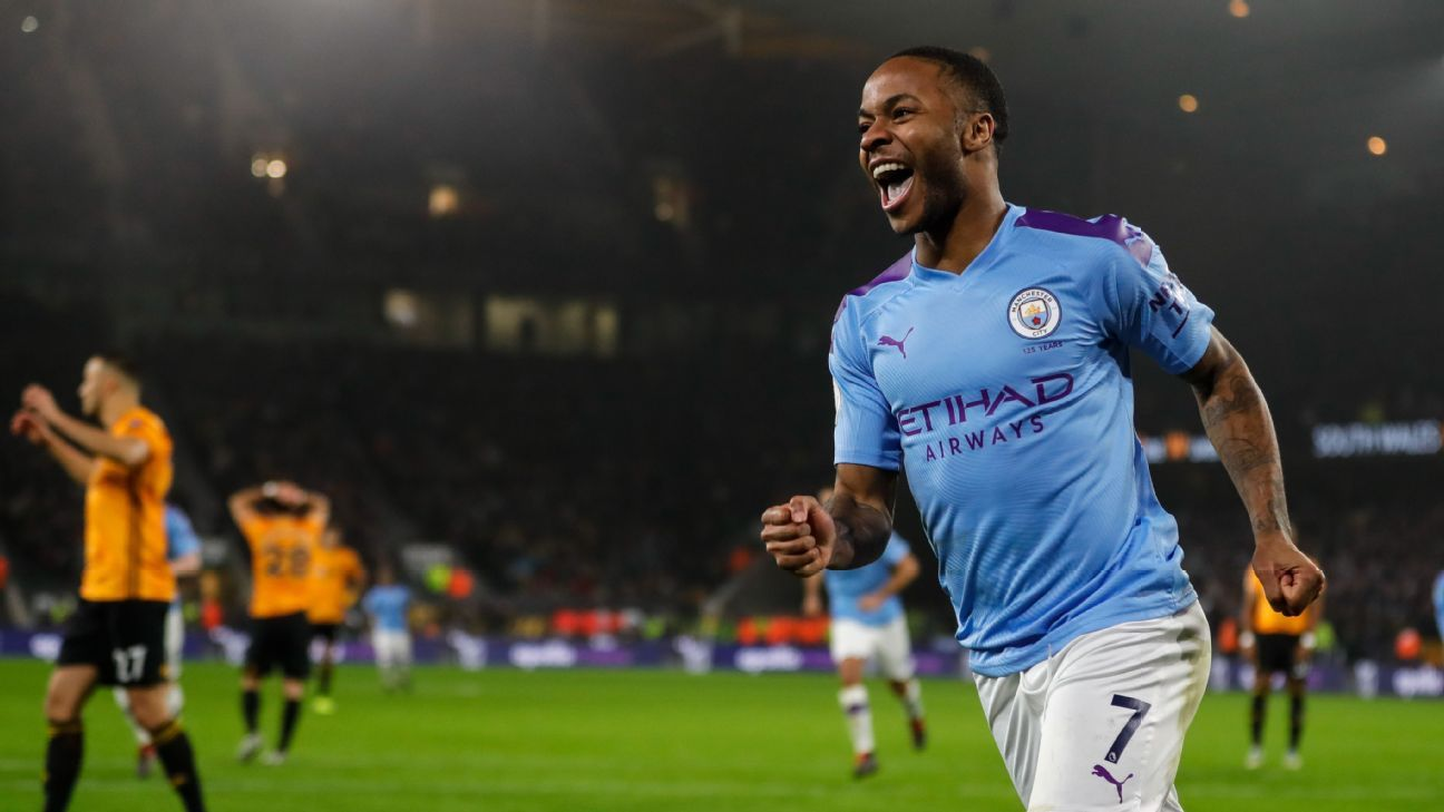 Transfer Talk: Real Madrid will pay up to 180m pounds for Man City's Raheem Sterling - ESPN