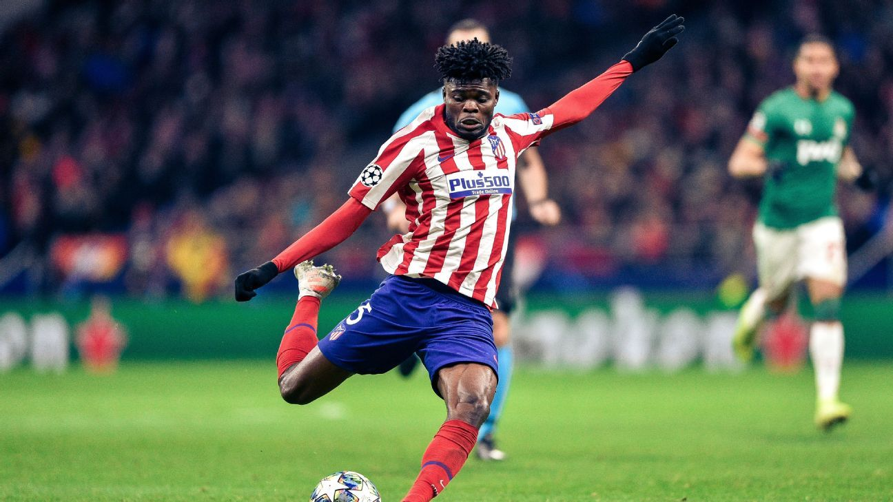 LIVE Transfer Talk Partey time for Arsenal in the summer? - ESPN