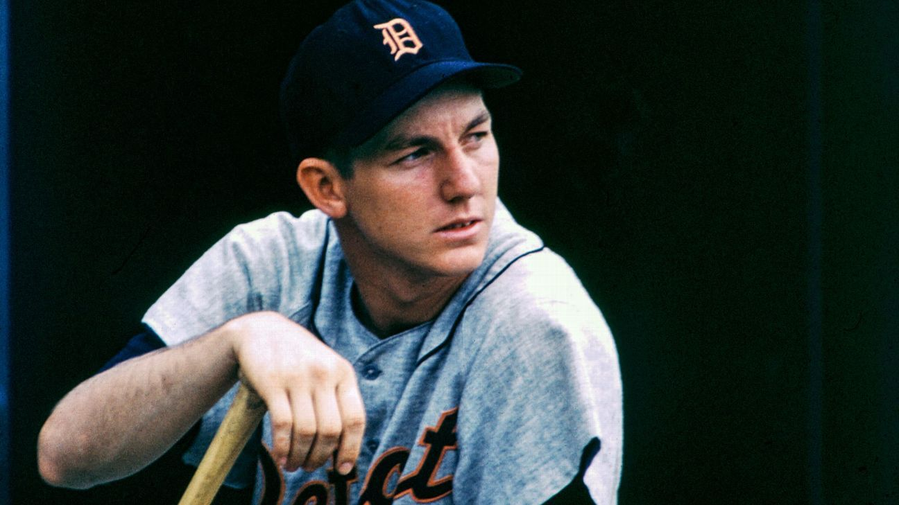 Kurkjian: Late HOFer Al Kaline could do everything on the diamond