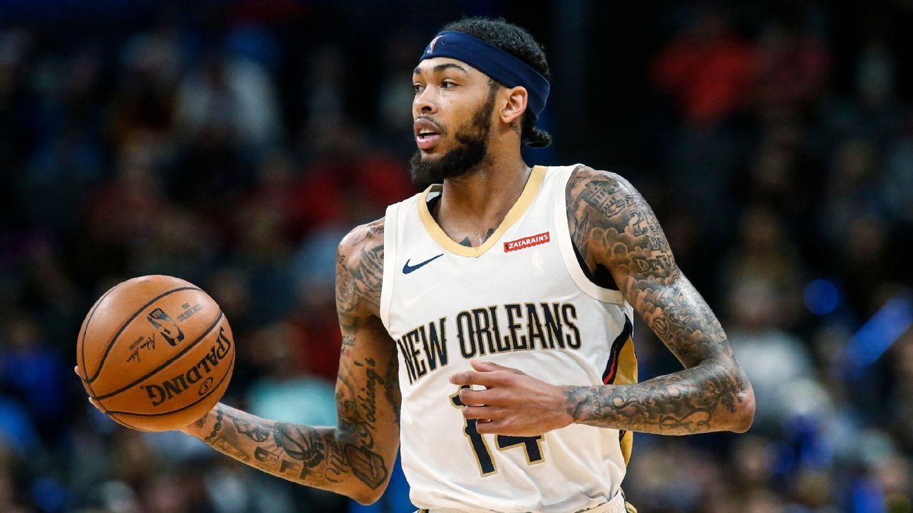 Brandon Ingram has 49 as Pelicans survive disputed late call