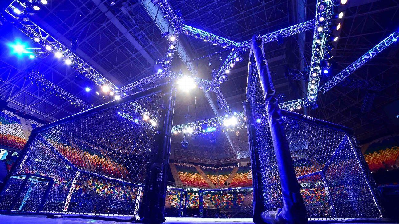 Hermansson-Shahbazyan off UFC 262 card