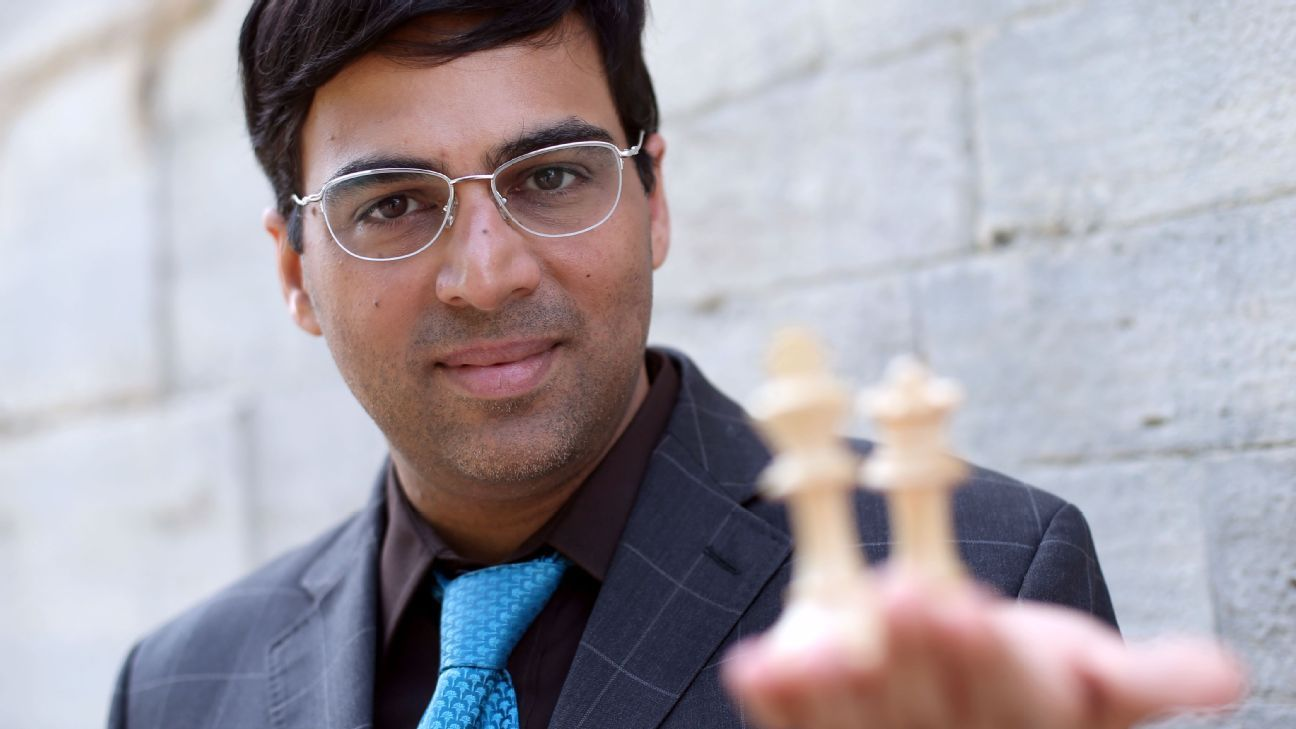Global Chess League, advised by Viswanathan Anand, is newest barrier breaker in the sport - ESPN India