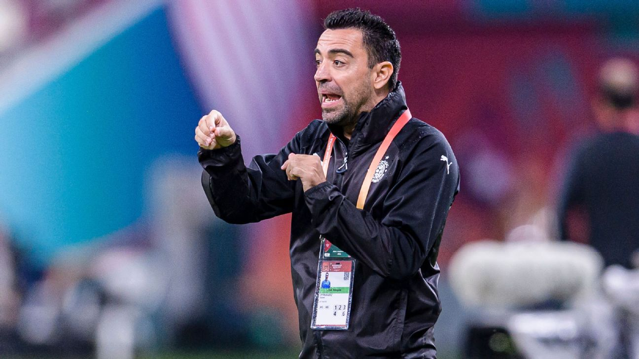 Xavi leads Al Sadd to Qatar Cup win week after turning down Barcelona