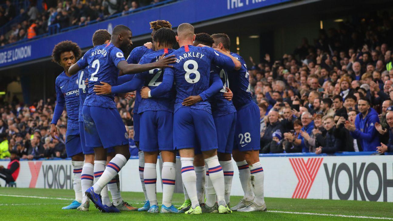 Chelsea vs. Burnley - Reporte del Partido - 11 enero, 2020 - ESPN