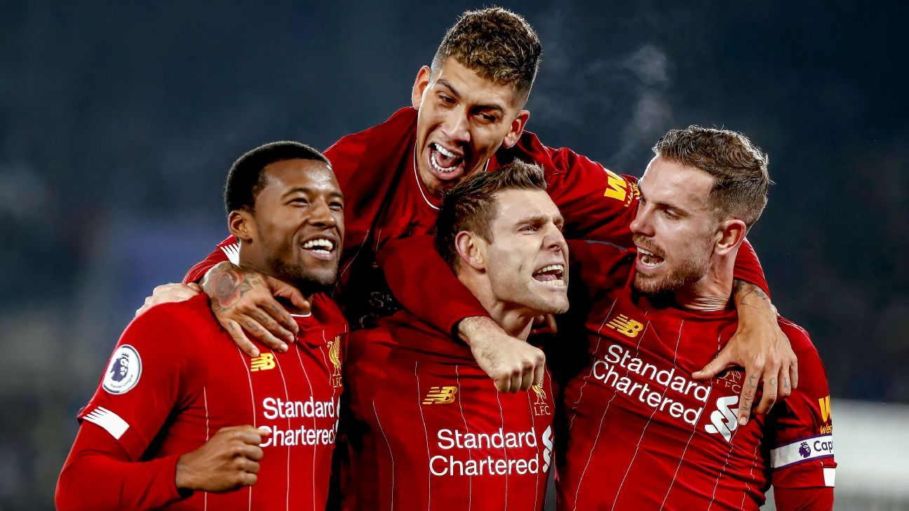 Liverpool won't break Man City's points record or match Arsenal's Invincibles