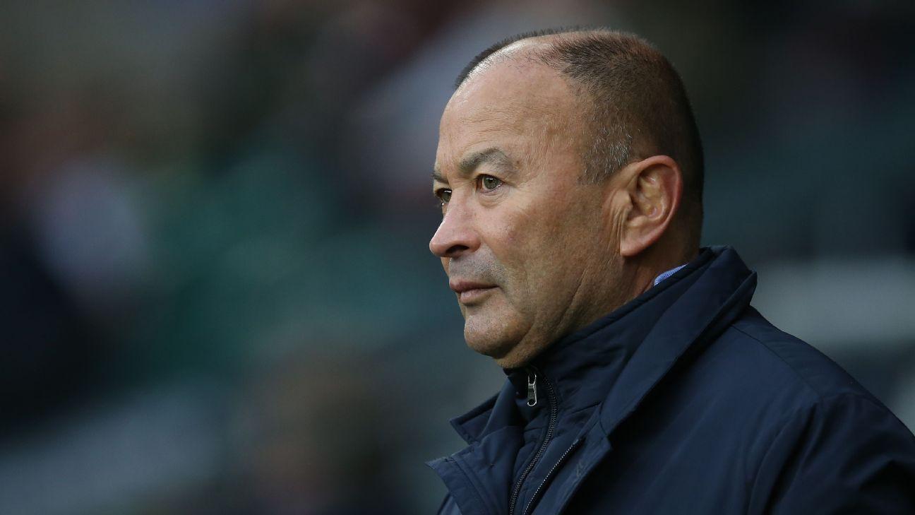Eddie Jones: Two refs needed to prevent slow 'kick-fest' rugby