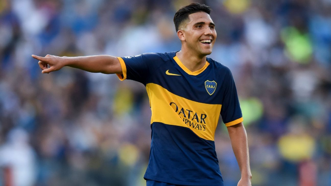 Minnesota United Chasing Boca Juniors Reynoso For DP Slot