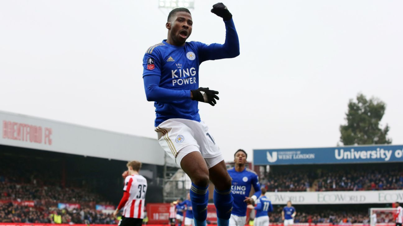 Kelechi Iheanacho seals FA Cup progress, but can he carry Leicester in Jamie Vardy's absence?