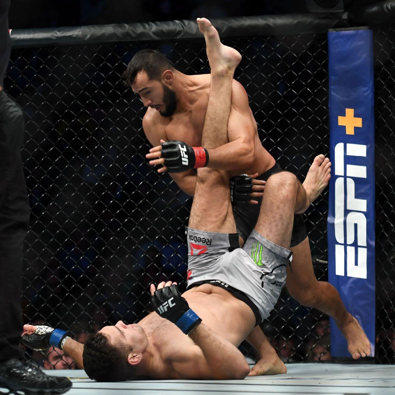 UFC 247: An inside look at Jon Jones' mind games