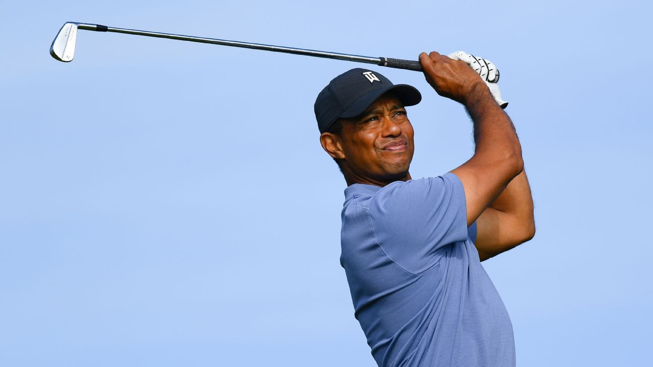Tiger's quest for No. 83 goes to a familiar, yet oddly unsuccessful, place