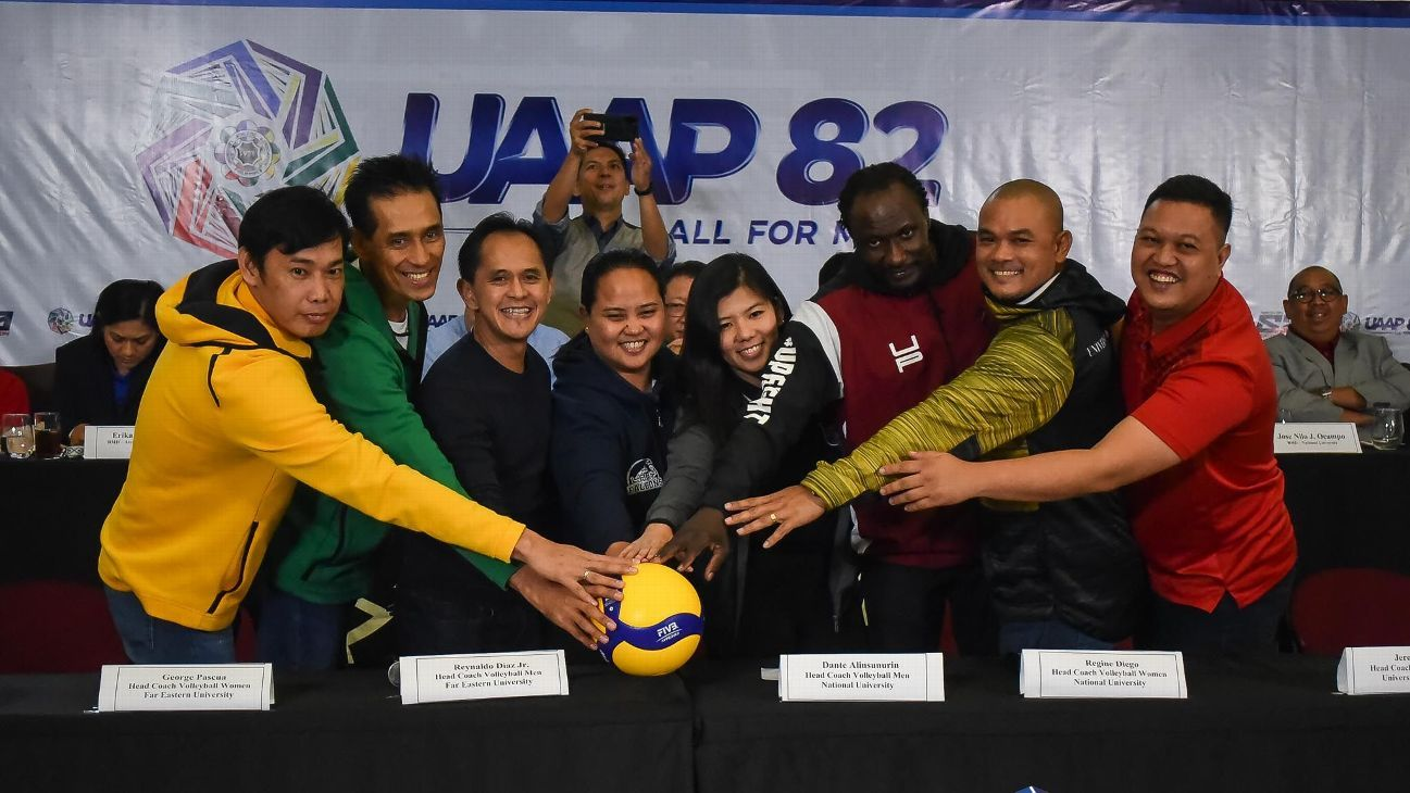 UAAP to implement video challenge system for volleyball tournament
