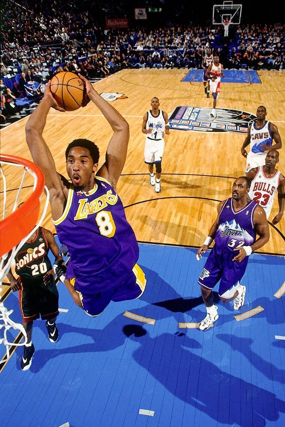 Kobe Bryant 15 Iconic Images Of The Lakers Legend From The Photographer Who Saw It All