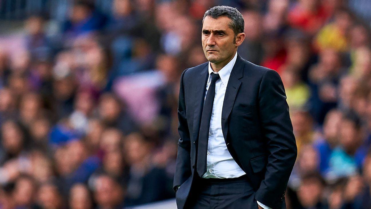 Ex-Barca coach Ernesto Valverde prefers Australia to Premier League - ESPN