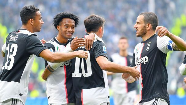 Juventus vs. Brescia - Football Match Report - February 16, 2020 - ESPN