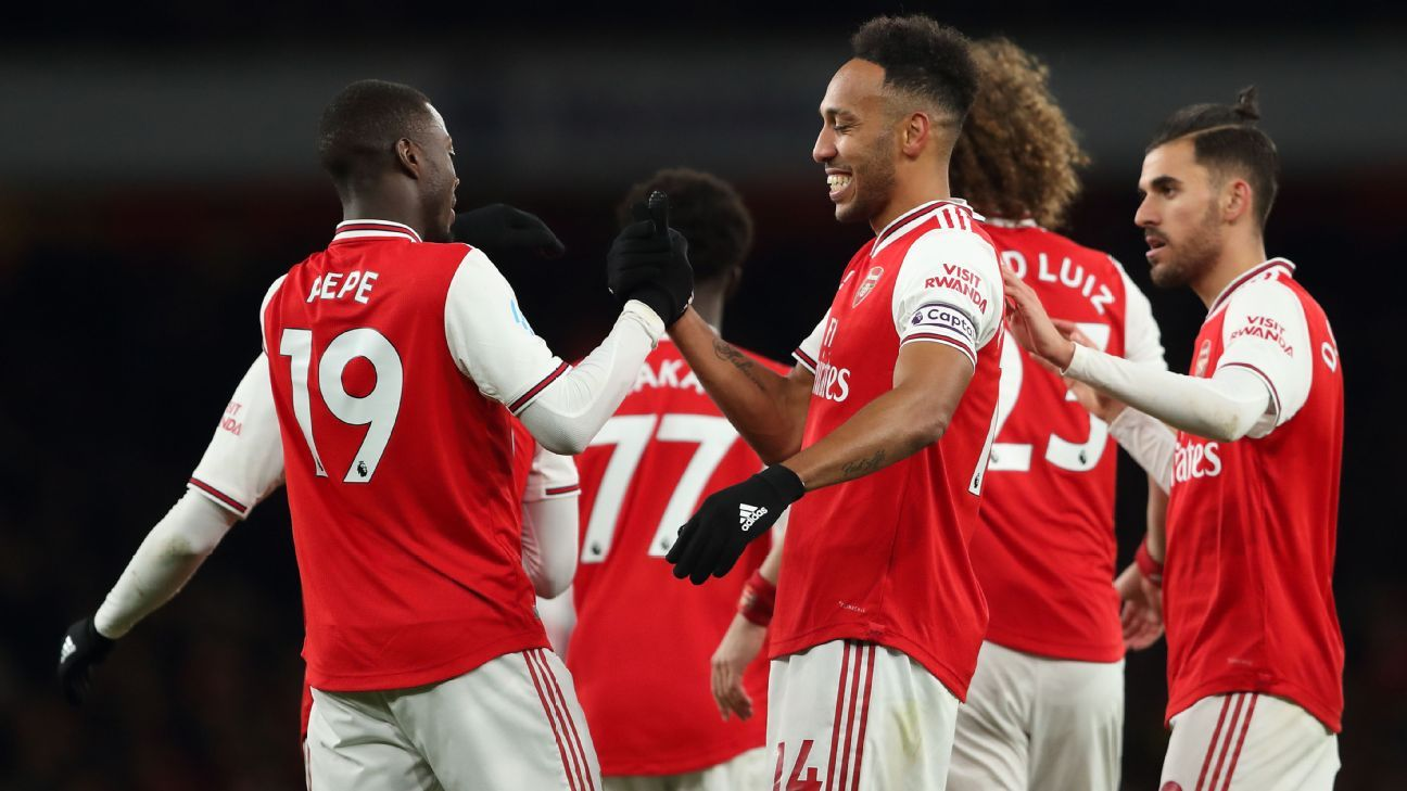 Arsenal Vs Newcastle United Football Match Summary February 16 2020 Espn