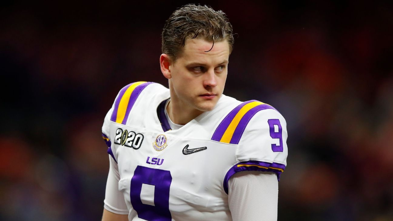How the Bengals can set up Joe Burrow to succeed as a rookie