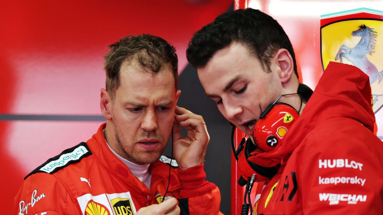 Vettel suspects Mercedes' DAS system is not easy to drive