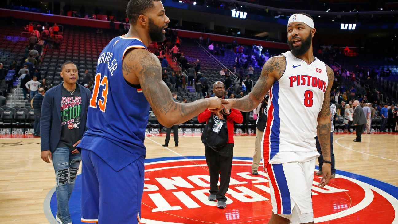 Clippers Marcus Morris Envisions Carpooling To Playoffs If Twin Joins Lakers