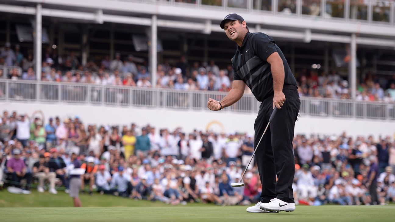 Being Patrick Reed means ignoring the noise