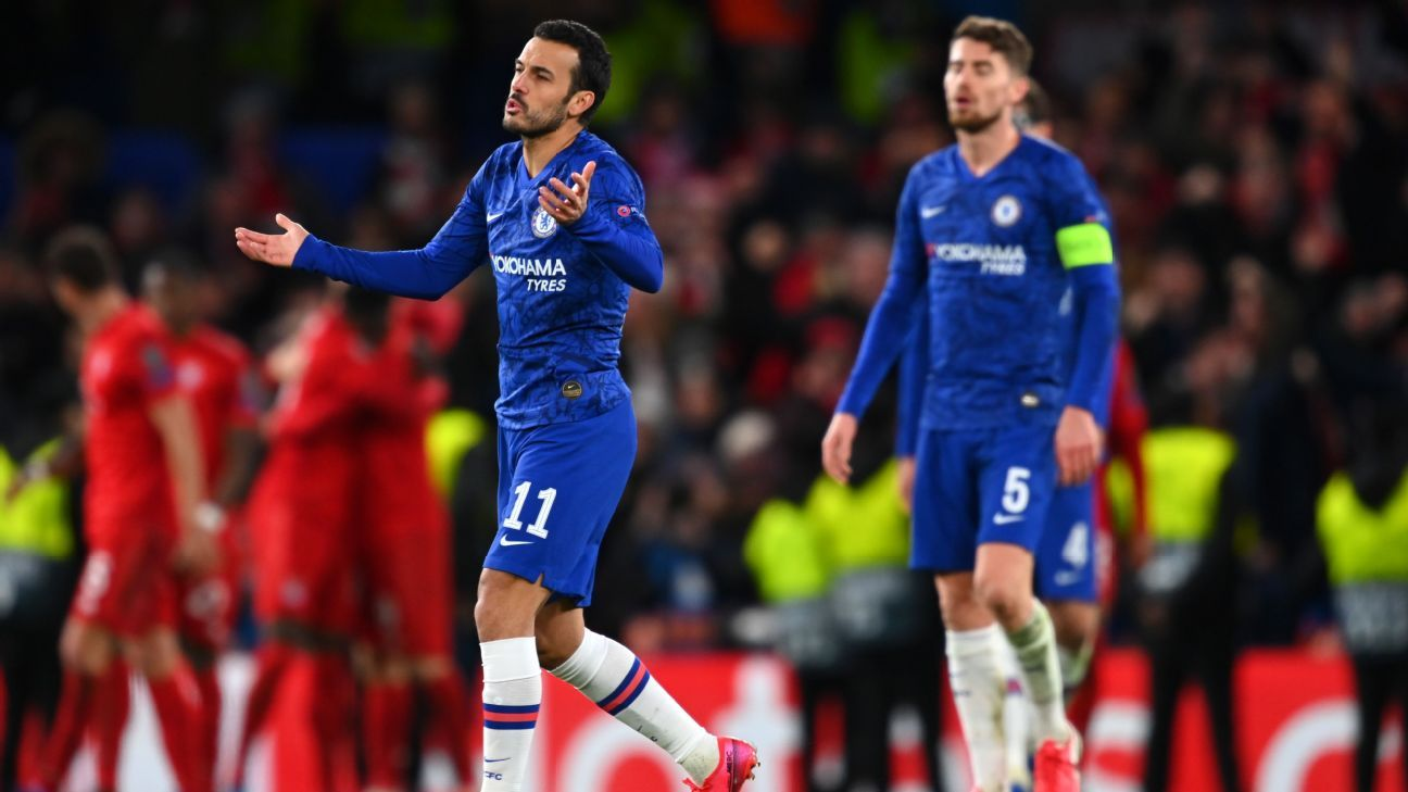 Chelsea's flaws laid bare by rampant Bayern