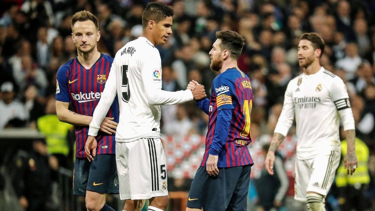 Clasico burning questions: Will Real or Barcelona take charge of title race?