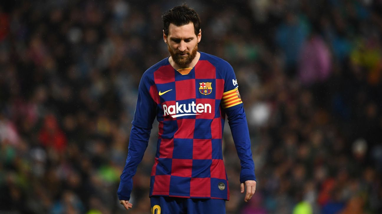 Messi: Football, life will never be same after virus