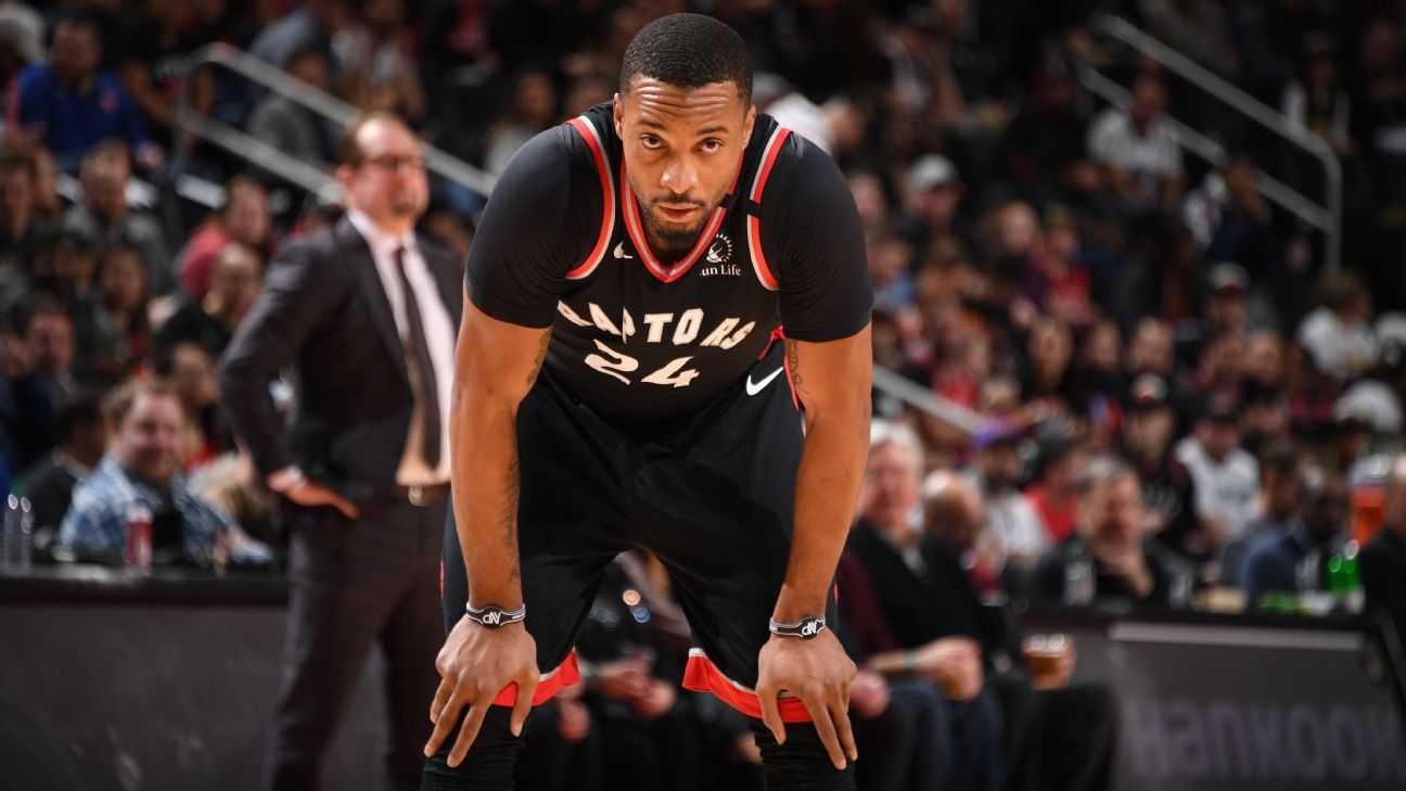 Norman Powell among top fantasy basketball free-agent finds