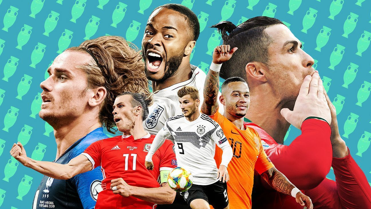 Euro 2020, 100 days out: A way-too-early preview of this summer's top competition