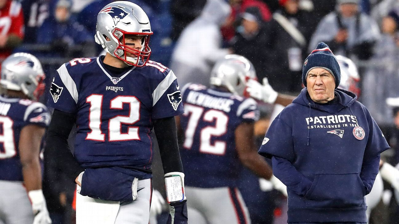 Picking best options to replace Tom Brady: Barnwell on the Pats' future without the GOAT