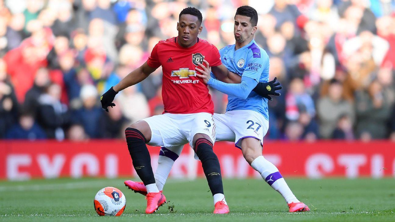 Man United Man City make coronavirus donation of £100,000 to help vulnerable - ESPN
