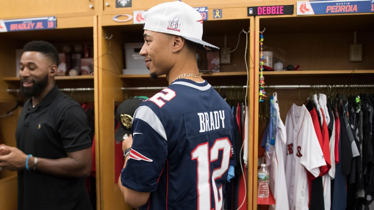 First Betts, now Brady?! Boston reacts to losing two icons within two months