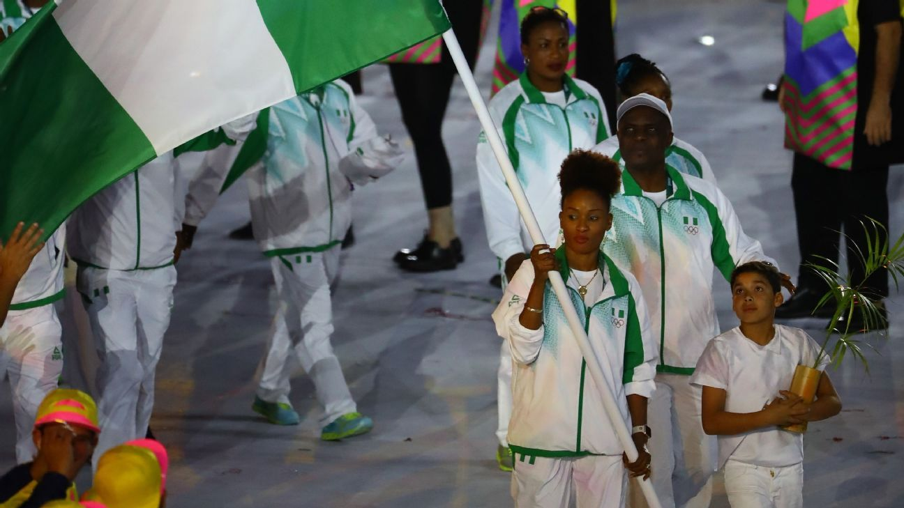 Nigeria welcomes Olympics delay, but financial fallout worries athletes