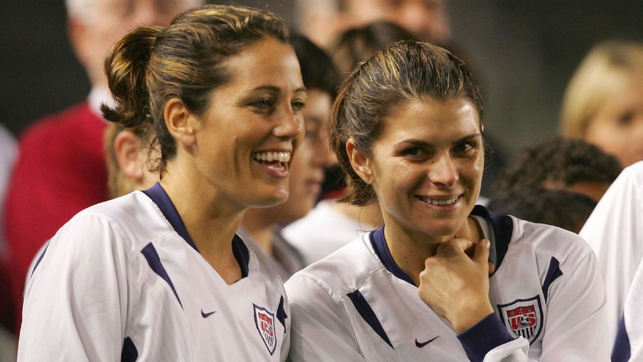 Relive memorable USWNT matches