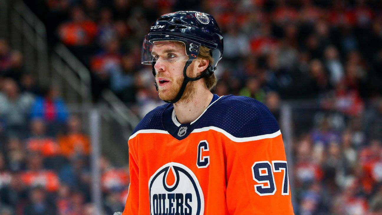 Is Connor McDavid an incomplete player ?