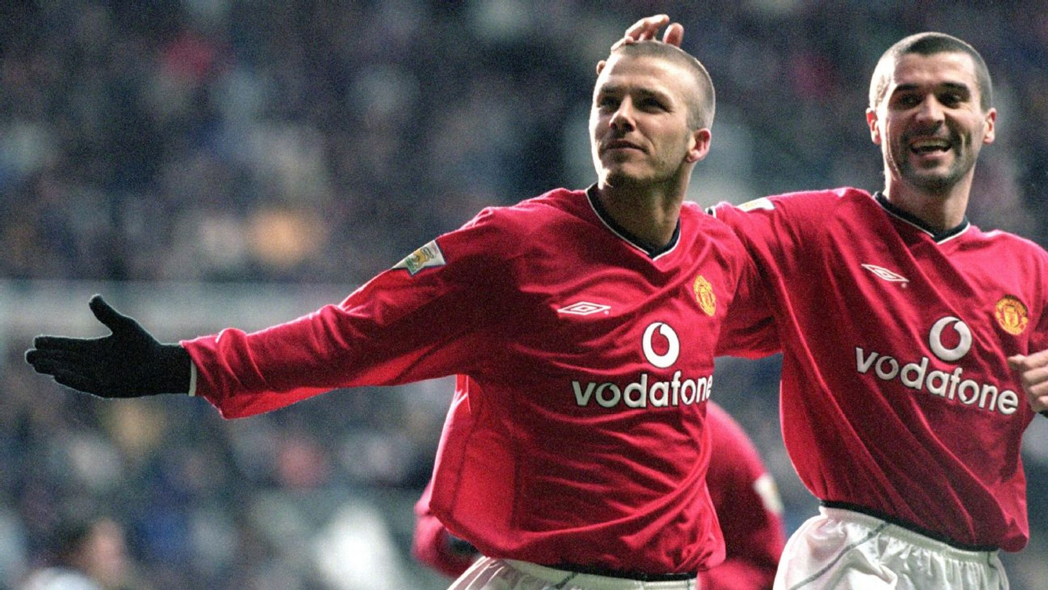 Coronavirus lockdown: Beckham shaves his head (again); Ronaldo gets a trim
