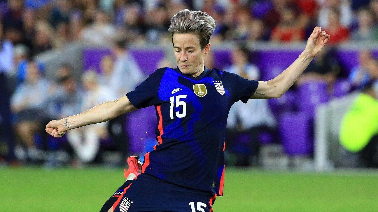 USWNT lawsuit versus U.S. Soccer explained