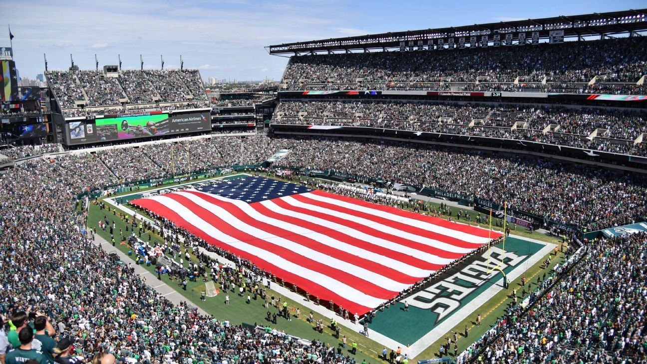 Source: NFL plans to play Black anthem Week 1