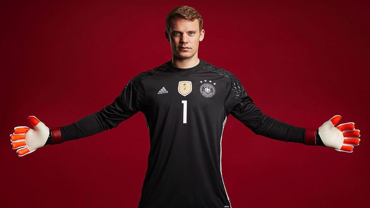 The stunning, strange, beautiful game of Bayern Munich's Manuel Neuer
