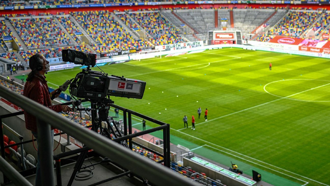 German Bundesliga broadcasts: Where the 'crowd noise' feed comes from and how they made it - ESPN