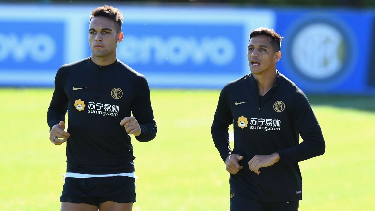 Sanchez has Inter future, Martinez staying - chief