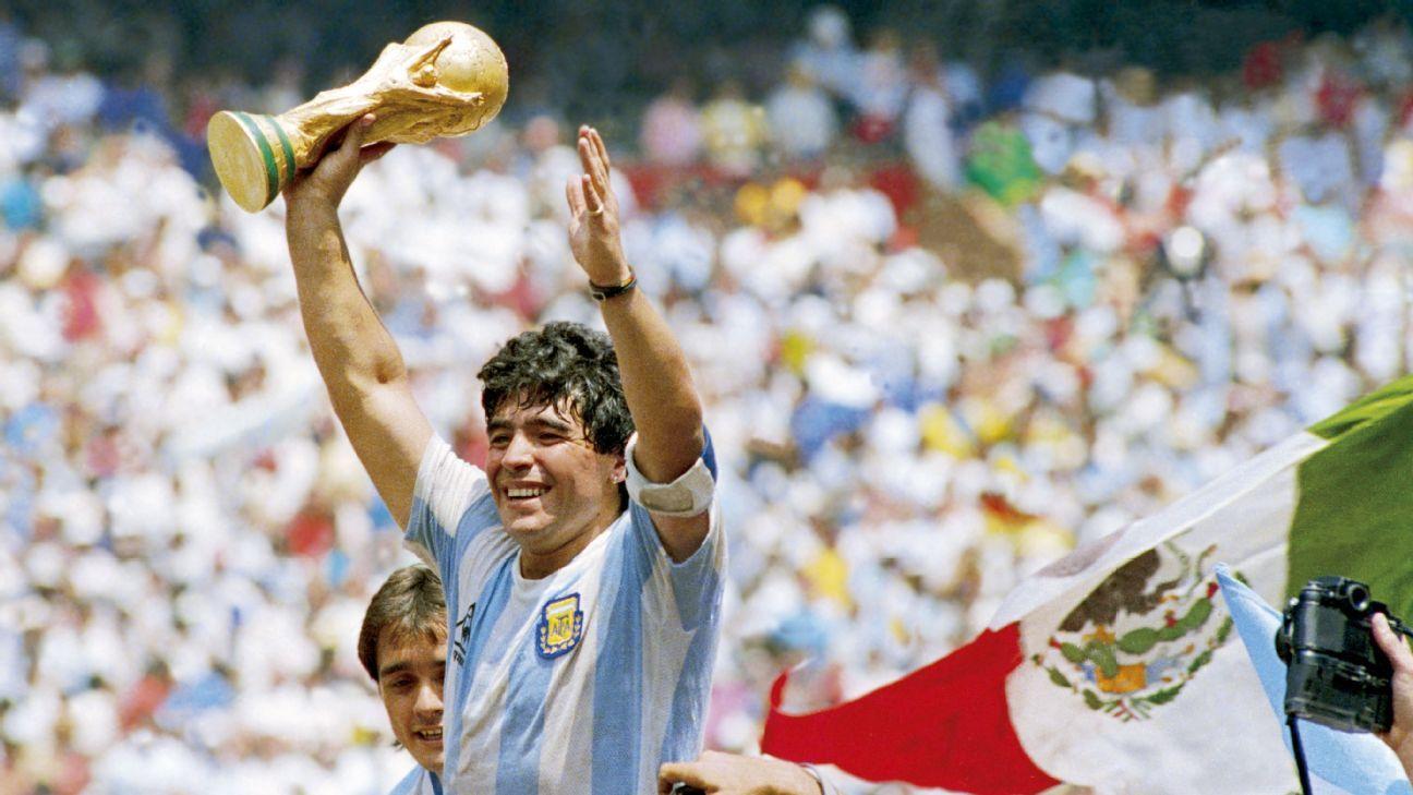 Y Tambien A 34 Anos Del Mundial De Mexico 1986