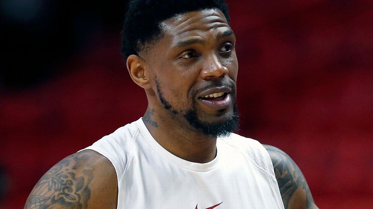 Haslem: Community, cops should work 'together'