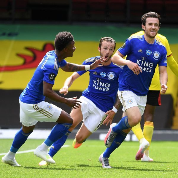Watford Vs. Leicester City